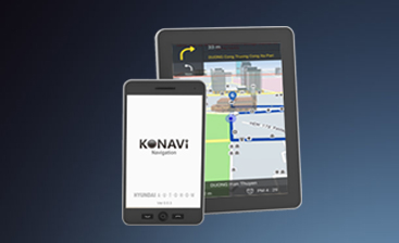 LOCATION based NAVIGATION