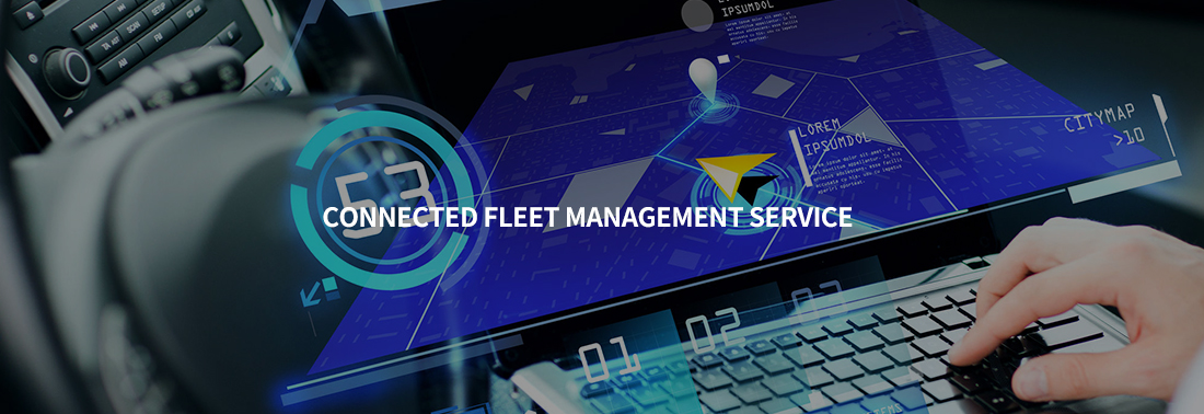 CONNECTED FLEET MANAGEMENT SERVICE